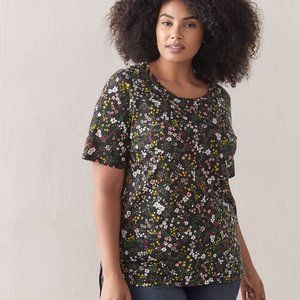 NWT Penningtons Scoop-Neck T-Shirt Size 1X